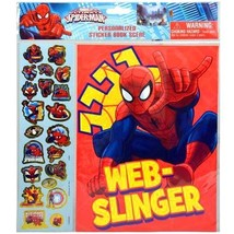 Spiderman Sticker Scene Card Set, Case of 96 - $116.50