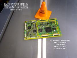 Panasonic TZTNP010YFS (TNPA3540AF, TNPA3540AN) D Board Main Logic Ctrl [See List - $35.00