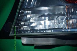 Lexus IS300 Sedan Taillights Tail Lights Lamp Set Pair 01-05 L&R image 10