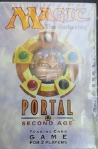 Magic the Gathering Portal 2 Second Age 2 Player Sealed Starter Deck Kit WOTC - $39.90