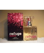 Charlotte Russe Refuge Nights Perfume Original Version Black With Pink G... - $45.96