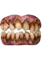 Trick or Treat Bitemares Horror Zombie Teeth Halloween Costume Accessory... - $16.95