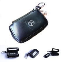 B.E.N.Z_SW AUTO CAR SMART REMOTE CTRL KEYCHAIN POUCH HOLDER BAG CASE WAL... - $29.90