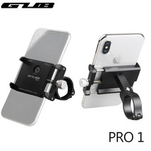 GUB Aluminum Universal Bicycle Phone Mount Holder MTB Mountain Bike Moto... - $12.99