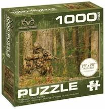 Realtree 1000 Pc Jigsaw Puzzle - New - Tom Seeker - $32.99