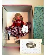 Madame Alexander Doll Coca Cola Sock Hop 10 inches Tall Mini Coke Bottle... - $107.91