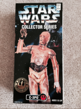 "Star Wars-Collector Series ""C-3PO"" 12"" Figure-1997 Kenner NIB SEALED - $67.95"
