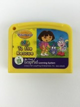 Leapfrog My First LeapPad Dora To The Rescue Cartridge ONLY Ages 3+ - $14.69