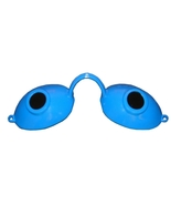 Super Sunnies Tanning Bed Goggles UV Light Protection Glasses - $6.00