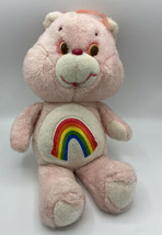 "Vintage 1983 Kenner Care Bears CHEER BEAR 18"" Plush-J - $37.61"