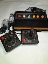 Atari Flashback 4 Classic Game Console 40th Anniversary Edition 75Games Built-in - $17.77