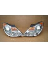 07-12 Hyundai Veracruz Halogen Headlight Head Lights Matching Set LH&RH ... - $314.10