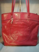 Coach LOT 2 Bags Laura Patent Leather Tote& Alex.Snaphead Convertible TL... - $45.00