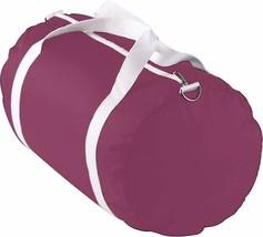 Augusta Sportswear NYLON SPORT BAG OS Maroon - $196,39 MXN