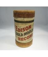 "Antique Edison Cylinder Record ""The Darkies Dream"" #8878 C2475 - $27.00"