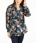Tommy Hilfiger Floral Peasant Top - $55.00