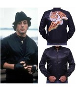 Rocky Balboa Eye Of The Tiger Jacket - £47.00 GBP