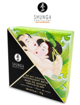 Shunga Moonlight Bath Sea Salt Crystals-Lotus Flower 2.6oz - $12.45
