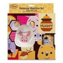 Disney Baby/Infant Winnie the Pooh and Friends Mealtime Set Plate Cup Bowl - $19.77