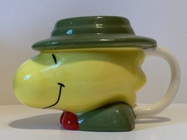Woodstock Beagle Scout Figural Mug Cup by Applause - $9.89