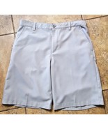 Nike Men's Nike Golf Dri Fit Flat Front Pants Gray Size 33-32 - $24.99