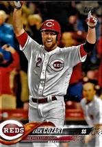 2018 Topps Baseball Card, #331, Zack Cozart, Cincinnati Reds - $0.99