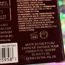 NEW IN BOX Charlotte Tilbury Pillow Talk Luxury Eyeshadow Palette Quad *NICE!* image 5
