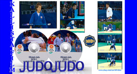 Judo Olympic sport. BEIJING 2008. DVD 1-2 (Disc only). - $9.70