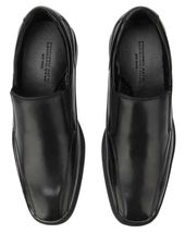 Kenneth Cole Mens Black or Brown Leather Zapato Slip-On Loafer Shoes New in Box image 7