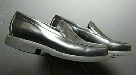Men's Rockport DressSports Black Leather Waterproof Loafer Sz. 9.5 MINTY! - $31.71