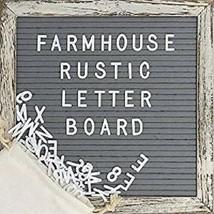 Nice! Farmhouse Felt Letter Board - $49.00