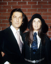 Robert Evans and Ali MacGraw Candid Pose Together Circa 1970 16x20 Canvas - $69.99