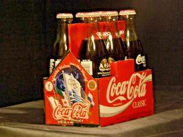 1996 Coca-Cola Classic Commemorative Bottle Series AA-191693 Vintage 49000-0813 image 8