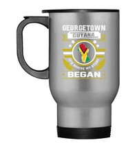 Guyana capital Guyana Travel Mug - $21.99