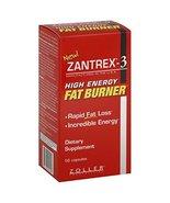 Zantrex - 3 High Energy Fat Burner, 56 capsules - $18.95