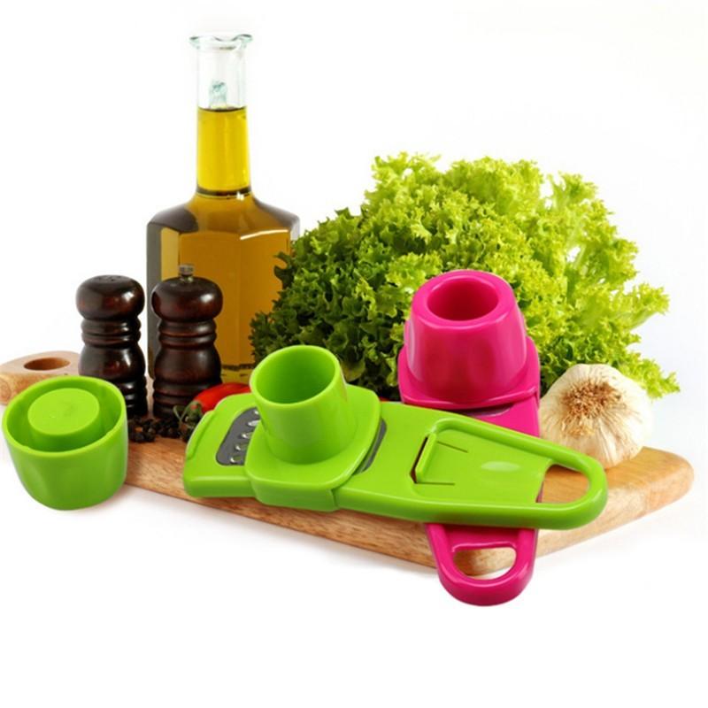 Grinding Grater Planer Slicer Mini Cutter Kitchen Cooking Gadgets Tools