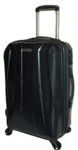 "Samsonite Vibratta 21"" CARRY-ON Polycarbonate 4 Wheel Spinner Luggage Teal - $197.95"