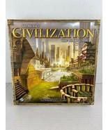 Sid Meier's Civilization The Board Game Fantasy Flight 2-4 Player Complete - $79.19