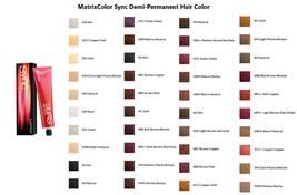 Matrix Color Sync Demi-Permanent Hair Color image 2