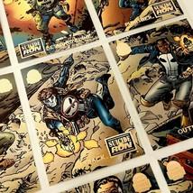 Marvel Cards Suicde Run 1994 Fleer Full Set Of 9 #49-54  Mint Group - $17.09