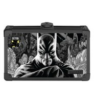 Vaultz Locking Supply Box w/ 2 Keys Embossed 3D Batman 80th Anniversary New - $37.39