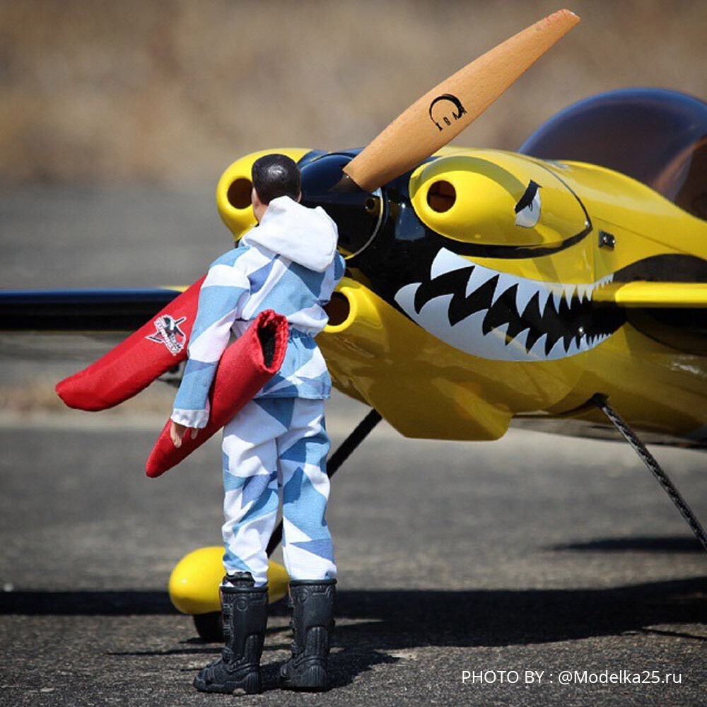 XOAR PJWWI Axial 20x10 RC Model Airplane Propeller 20 Inch Wood Warbird Gas Prop
