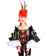 """Tonner Re-Imagination Stacked Deck Spades Maxine 16"""" Doll Alice in Wonde... - $169.95"""