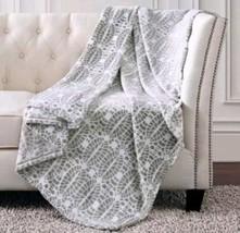 Christian Siriano Oversized Plush Throw Blanket  60x70 NEW - €21,98 EUR