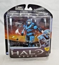 Halo Reach Series 2 Spartan CQC Gamestop Exclusive Figure McFarlane New ... - $29.99