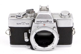 Minolta SRT 101 Camera Body For Parts - $19.80