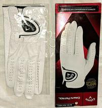 Callaway Men's Right Handed Golf Glove Dawn Patrol XL 100% Leather Durab... - $16.95