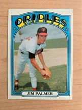 1972 Jim Palmer Topps Baseball Card #270 (Original) - $13.86