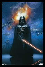 "Trends International Star Wars: Saga - Vader Wall Poster, 22.375"" x 34"",... - $49.71"