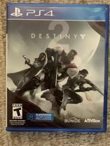 Destiny 2 (PlayStation 4, 2017) - $4.16